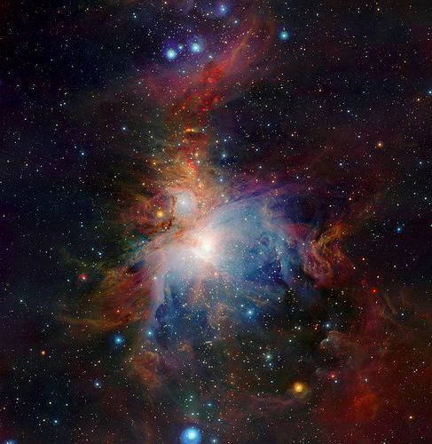 infrared_view_of_the_orion_nebula
