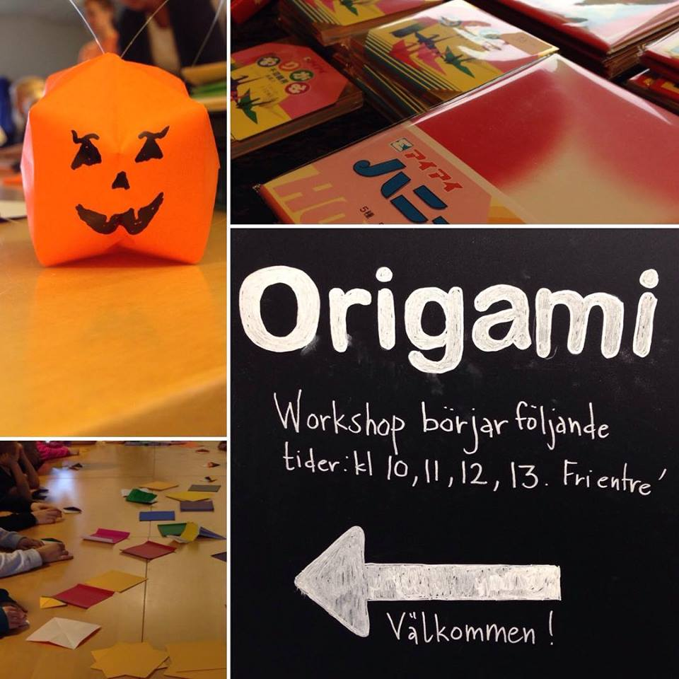Origami-workshop