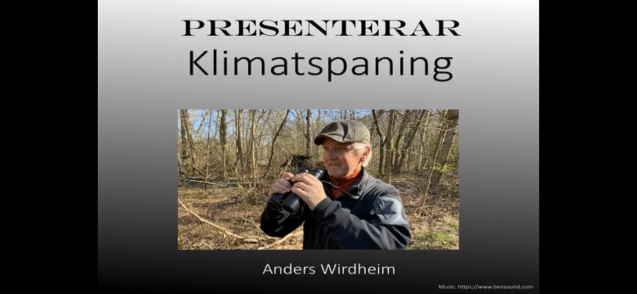 Digital föreläsning med Anders Wirdheim